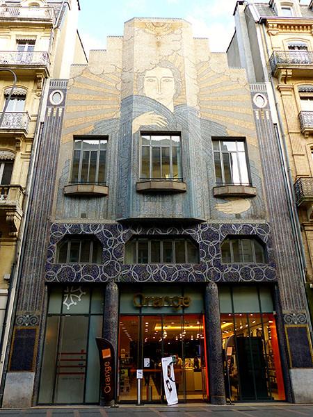 immeuble art déco