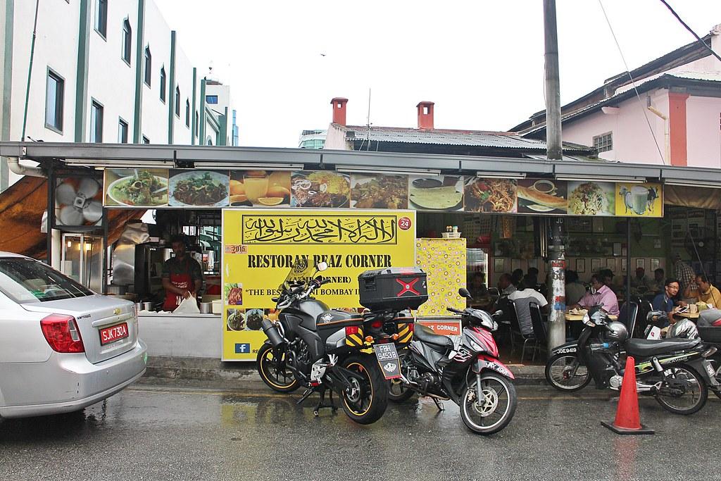 Johor Bahru Checkpoint Food: Restoran Reaz Corner
