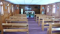 Najdalej na Ziemi wysunięty na południe kościół katolicki