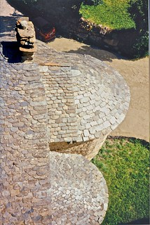 Bilde av Sant Climent de Taüll nær la Vall de Boí. catalunya campanar ribagorça romànicromanesque esglésiachurch