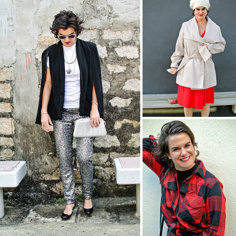 Over 40 Fashion Blogger Ann - Kremb de la Kremb