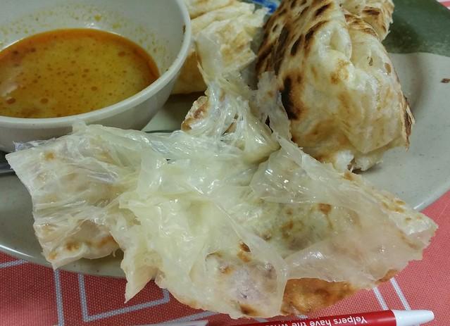 2016-Mar-10 Angie's Malaysian Eatery - Roti Canai (interior)