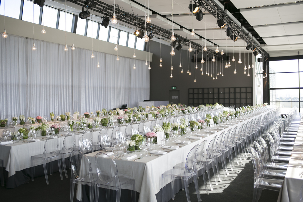 Wedding Reception - Timeless ,elegant & classic with a touch of glamour Wedding in Melbourne | Photo by Blumenthal Photography. | I take you - UK wedding blog #elegantwedding
