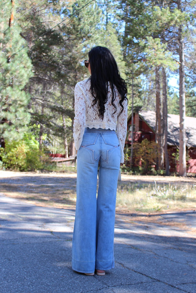 Flares and Lace 13