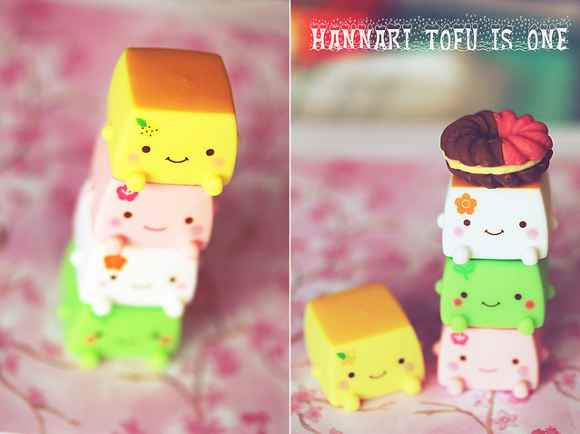 Hannari Tofu is one