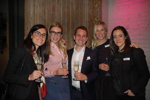 À Toronto - Cocktail interuniversitaire francophone