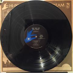 ANN PEEBLES:PART TIME LOVER(RECORD SIDE-B)