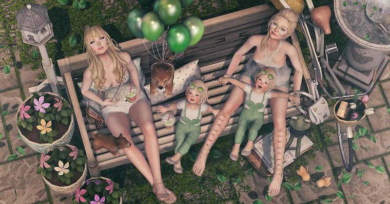 Amelie et les petites: Fly Away
