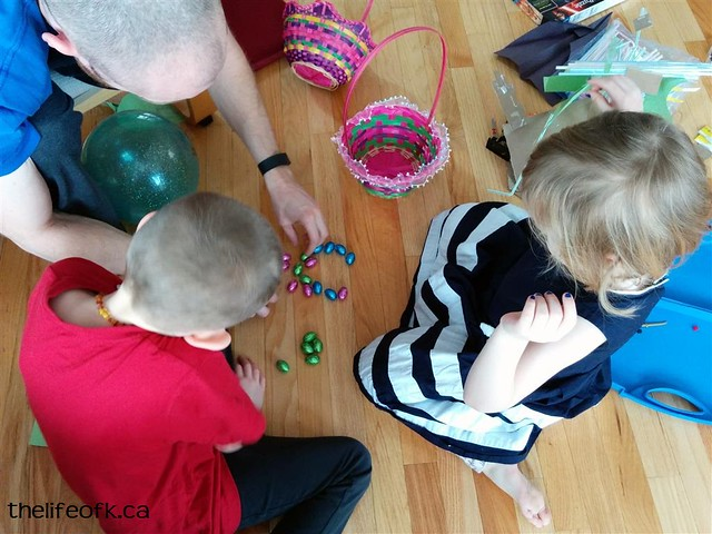 Easter Egg Sorting