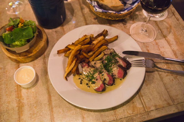 Cocotte French dining Singapore