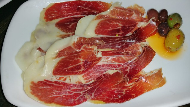 2016-Mar-25 Bodega on Main - jamon iberico de bellota