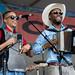 Cedric Watson and Bijou Creole at Festival International, Lafayette, April 23, 2016