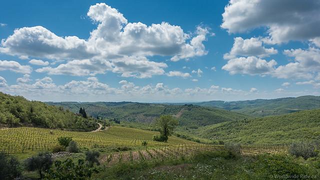 Tuscany & Rally
