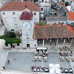 Plaza en Trogir