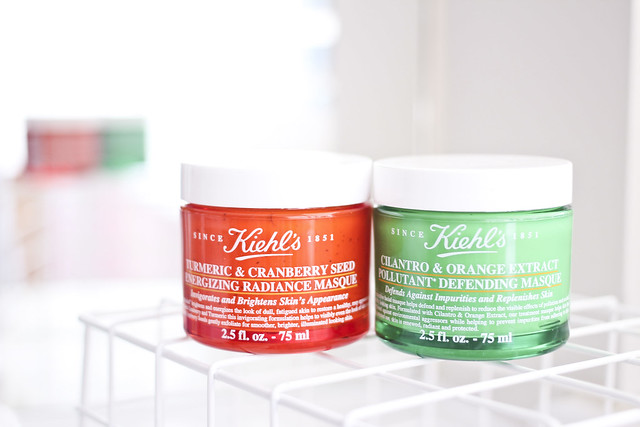 new masks from kiehls