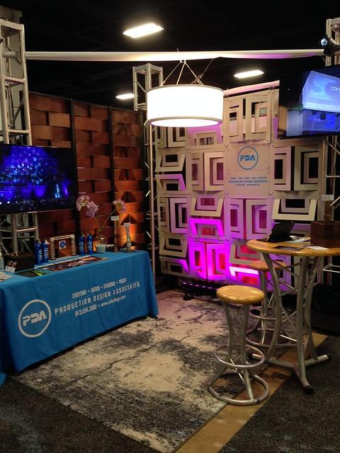 PDA Booth at GSA Expo 2016