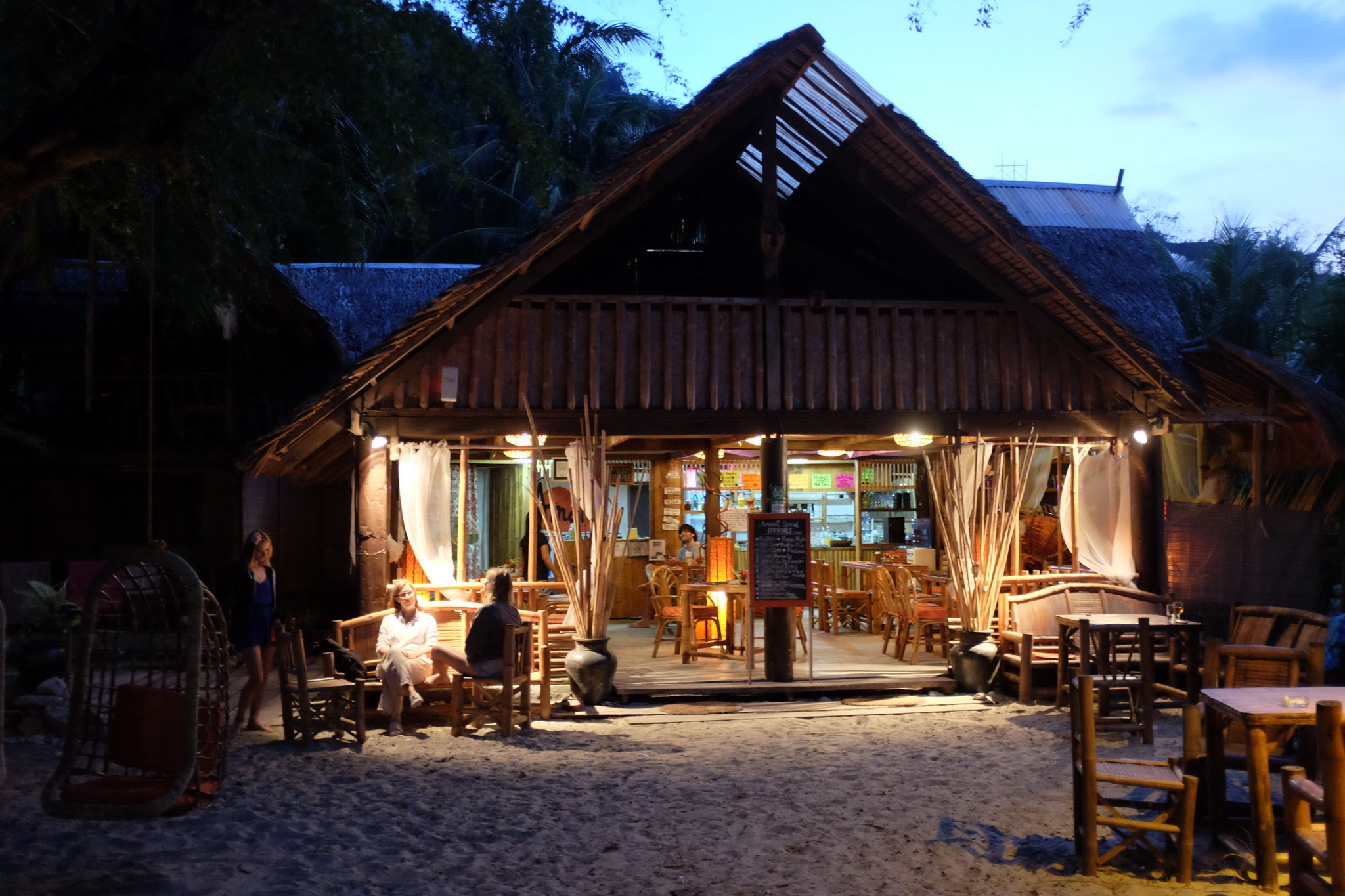 Amami Beach Resort, Mindoro, Philippinen