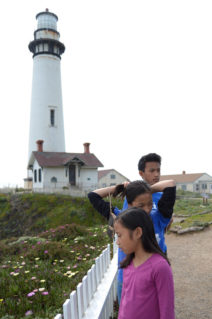 kids + lighthouse