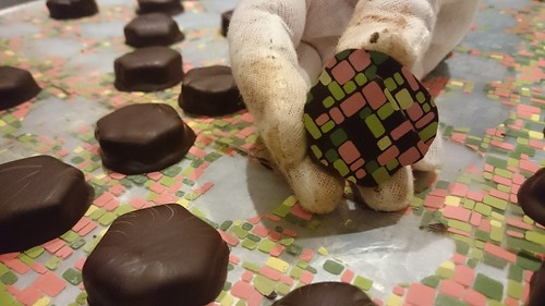 Cashew Crisp Chocolates
