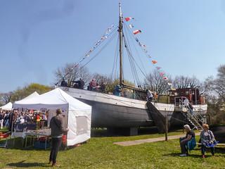 Museumsschiff Luise in Göhren