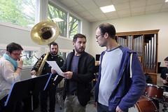 La Ville de Dax en partenariat avec l'association Fée du son proposait le 16 avril 2016, pour les musiciens amateurs ou professionnels, une journée gratuite de découverte et d'exploration du répertoire hard-rock. Une conférence était proposée le 15 avril à 20h30 à l'Atrium sur le thème : « Du hard-rock au métal, les voie saturées... ». La restitution de la master class s'est faite en première partie du concert des Pastors of Muppets, le samedi 16 avril à 20h30 à l'Atrium.