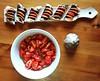 Bruschetta al pesto di aglio nero Almaverdebio