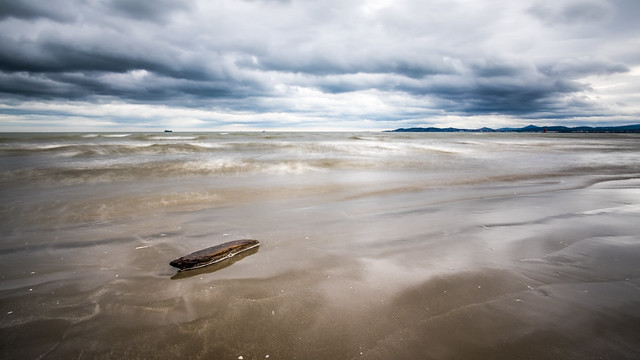 Bull Island - Dublin, Ireland - Seascape photography
