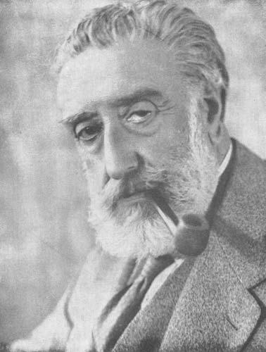Retrato de Eduardo Hernández-Pacheco