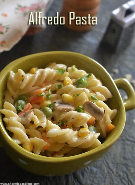 Alfredo Pasta Recipe