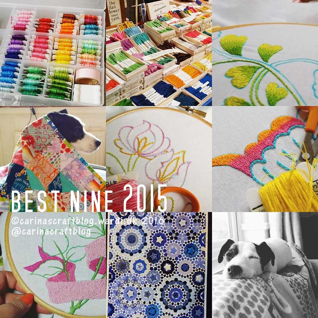 Best Nine 2015
