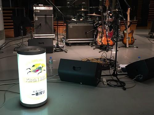 KIRIN Good Luck LIVE ゲスト:ホフディラン