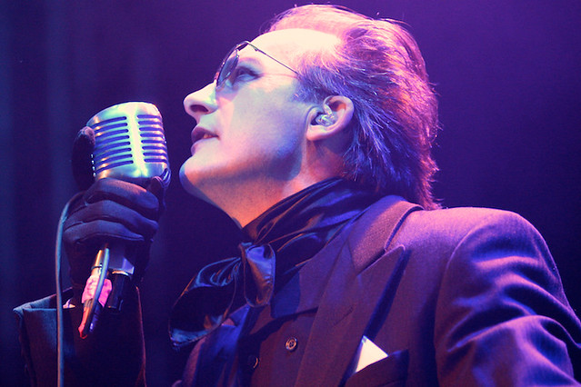 The Damned @ Islington Academy, London