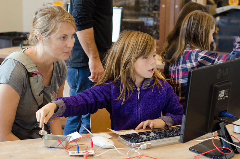 Scratch & Makey Makey workshop