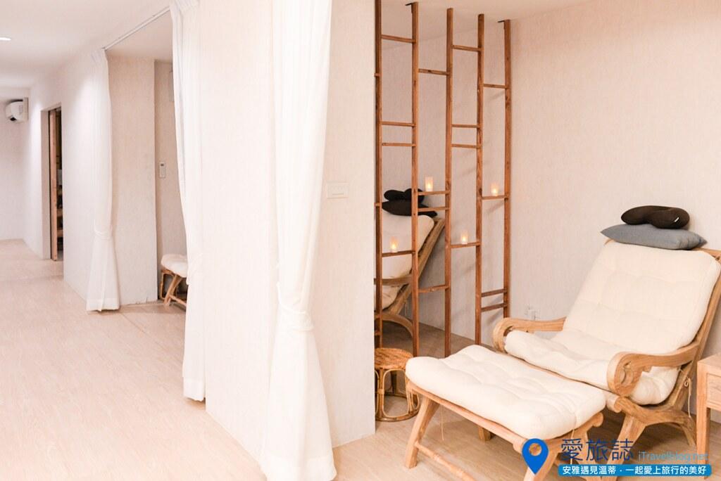 《清迈SPA按摩推荐》Sense Massage and Spa:日式风格与服务水平的高评价店面。