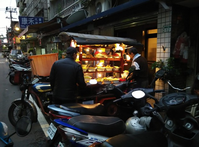 20160118 板橋新埔小菜叮叮車
