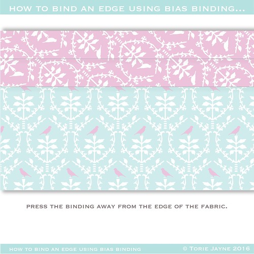How to bind an edge using bias binding
