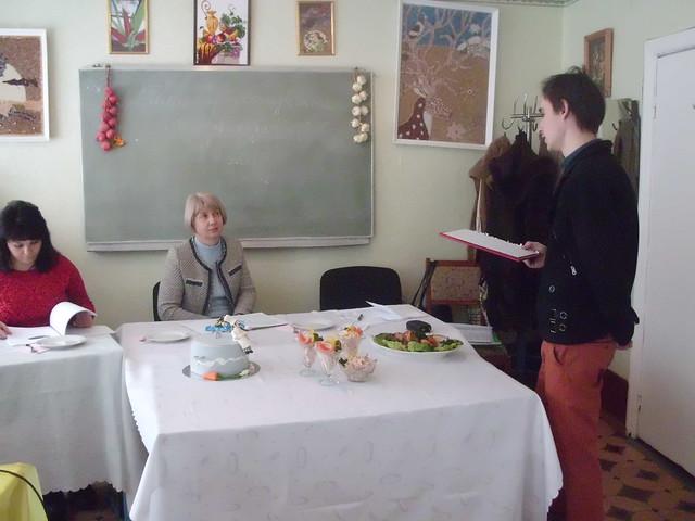 кухарі на екзамені