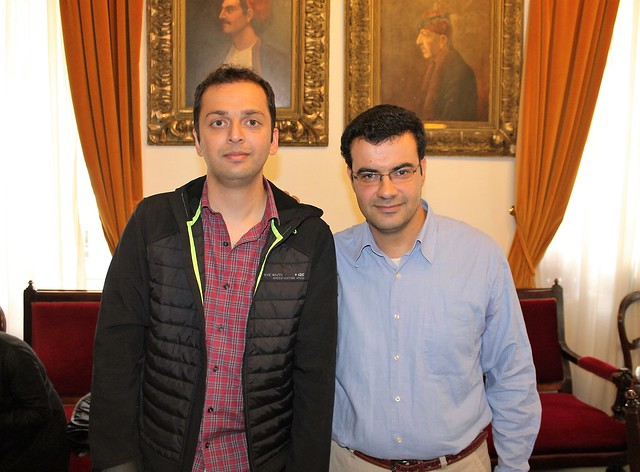 zaid and the mayor of hydrae greece