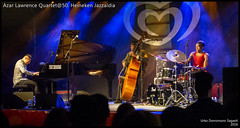 Azar Lawrence Quartet@50. Heineken Jazzaldia