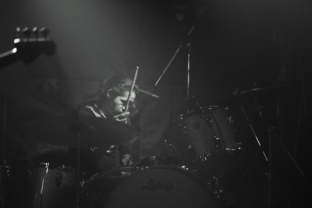 ROUGH JUSTICE live at Outbreak, Tokyo, 19 Jan 2016. 255