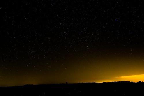 stars landscape astrophotography nightsky