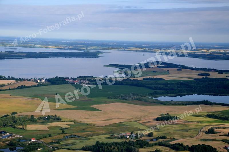 Połączenie jezior Kisajna i Darginu.