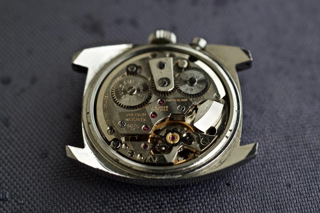 vulcain - Ma Vulcain cricket vintage  24527415359_4c939bda03_b