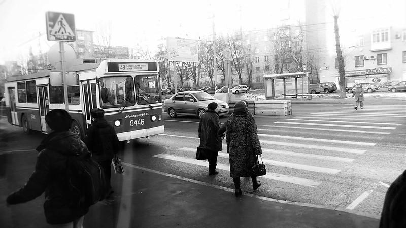По маршруту трамвая 39