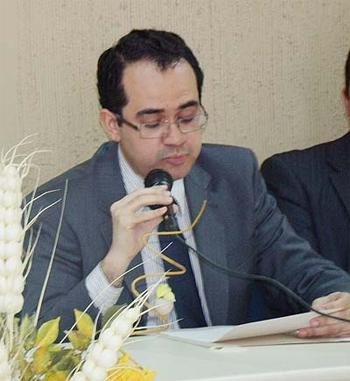 Justiça. Juiz Thiago Tapajós