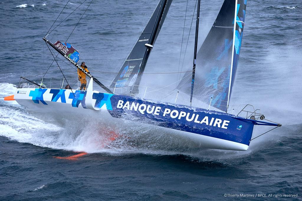 Mono Banque Populaire VIII ©Th.Martinez / BPCE