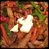 #Fajita #PepperSteak #homemade #CucinaDelloZio - add butter