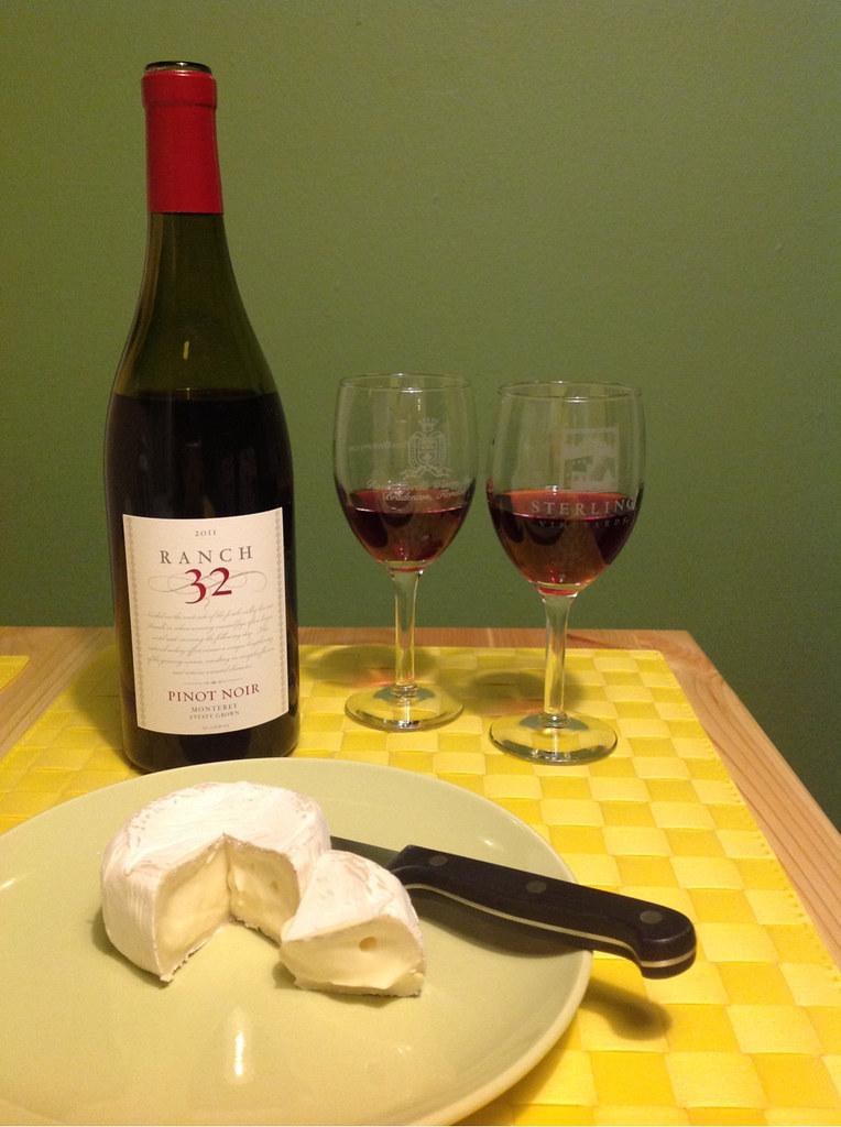 Pinot-Vember, Pinot Noir and Petite Blue Triple Cream 1