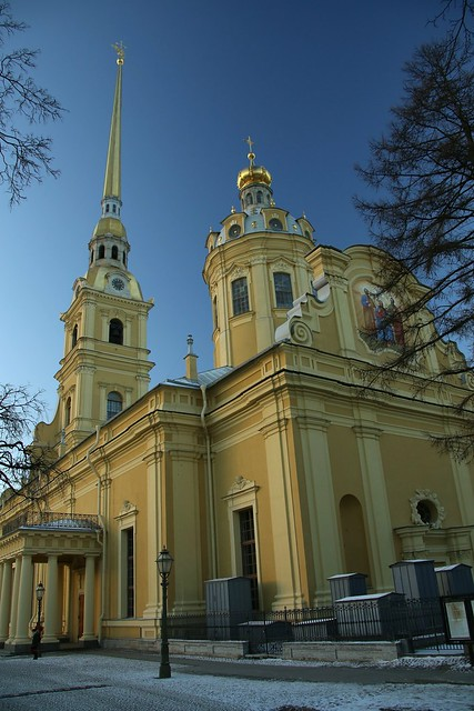 Cathedral of Peter and Paul.