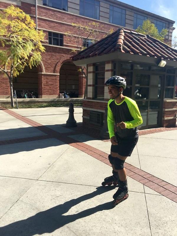 Sidewalk Bike Parking 20th Birthday